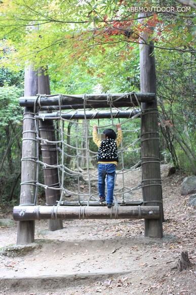 子供が最高に楽しめる公園へ! グリーンランドあさけで今年最後のファミキャン? 4