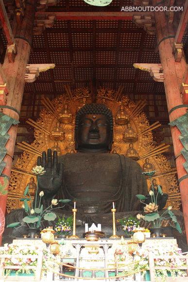 納車一週間ちょっとで1000kmリーチ!? 奈良へ小旅行!1 Abbm Outdoor
