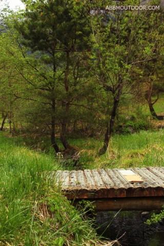 帰り道の散策でいいとこみっけ!からの雨(´・ω・`) GW平湯キャンプ その3