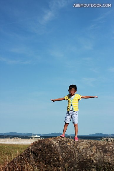3ヵ月ぶりのお出かけ!日間賀島へ遊びに行ってきました。 Abbm Outdoor
