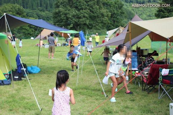 随分と前の話になりますが、キャンプ気分を味わってきました。@めいほう高原キャンプフィールド(旧もりっこ